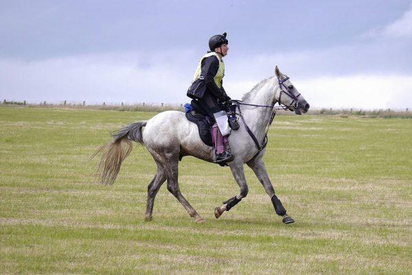 Tracey Thompson, Endurance Rider- Improve Core and Balance