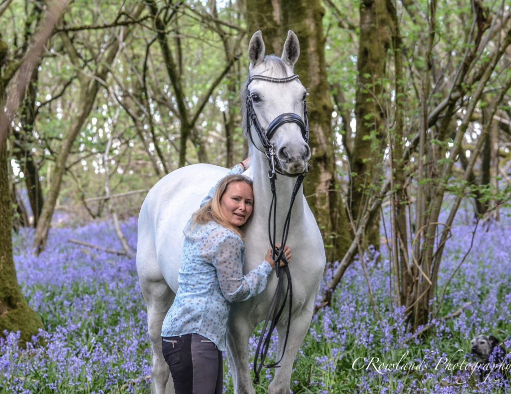 Chantel Rowlands - Equestrian Rider Fitness