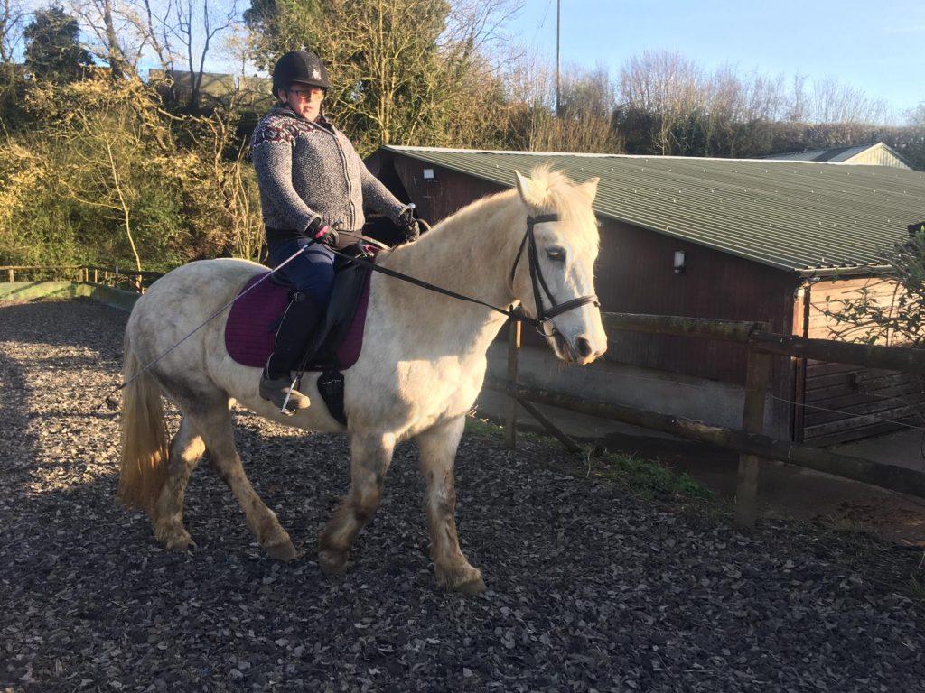 RiderCise Review | Deborah Miller | Grade 3 Para Rider