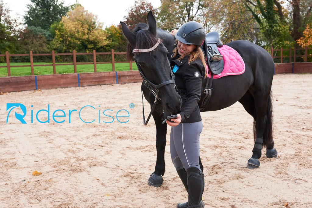 Equestrian Fitness Experts - RiderCise are on a mission to improve awareness of how poor equestrian fitness impacts horse welfare