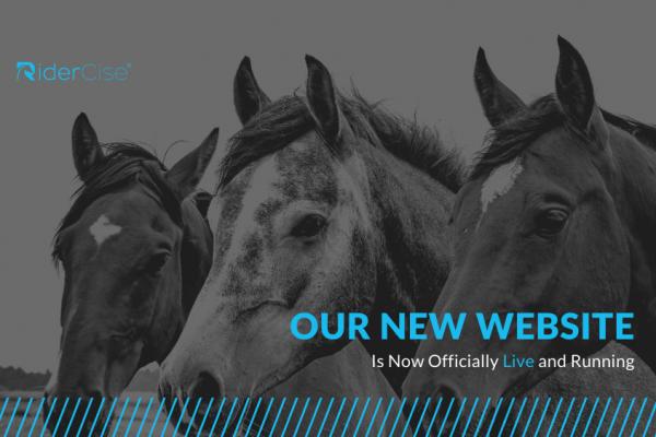 RiderCise New Website