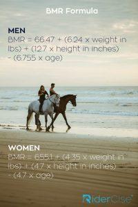Basal Metabolic Rate Formula